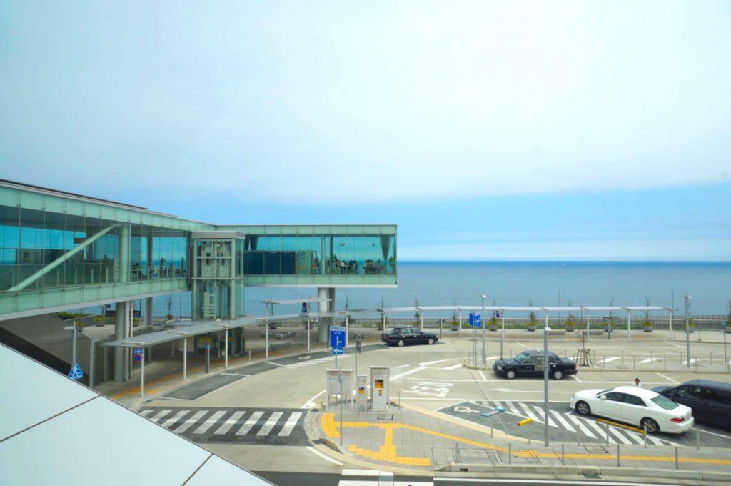 地元茨城県日立市の日立駅がお洒落になっていたので潜入レポートしてみた