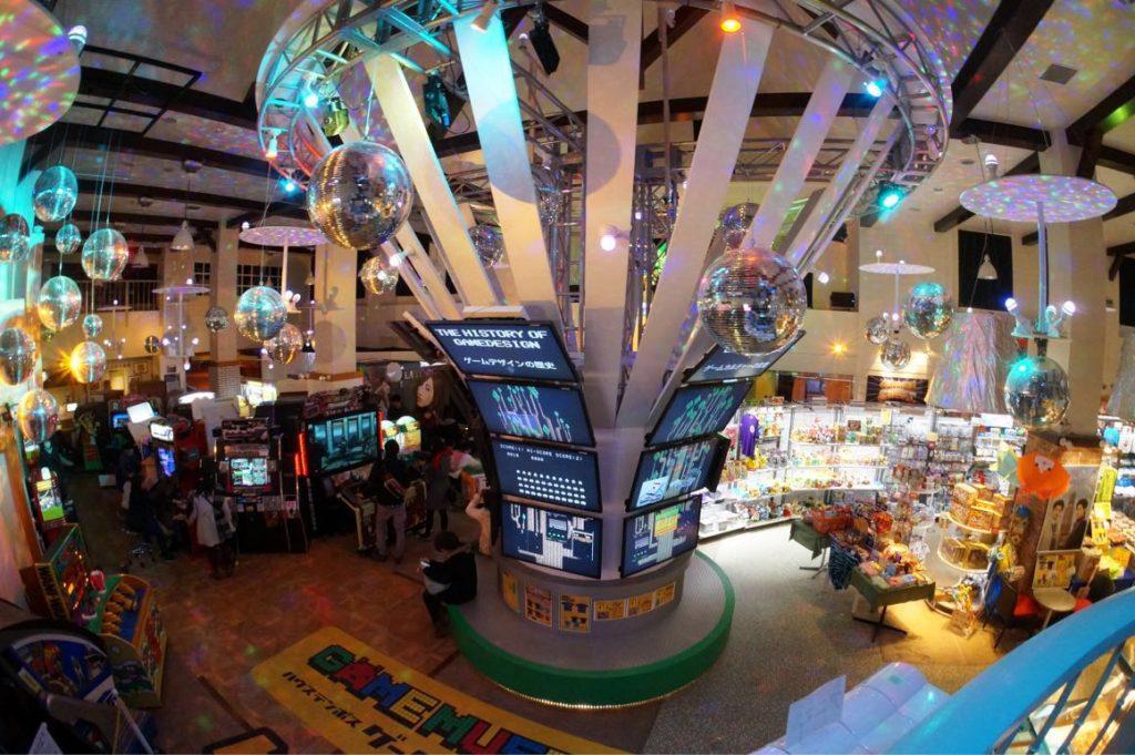 【長崎旅行】ハウステンボスのゲームミュージアムに行ってきた。