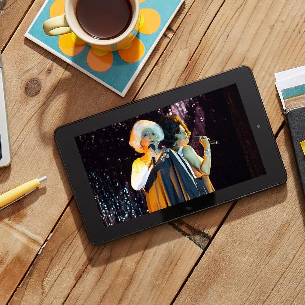 アマゾン『Fire』発表、プライム会員限定4980円。Kindle と同時購入でも1万円を切る価格