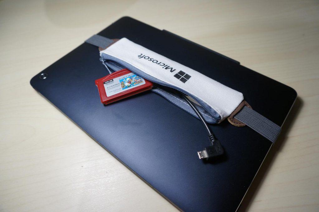 TransBook T100 Chi レビュー(2)拡張性やキーボードの操作感など