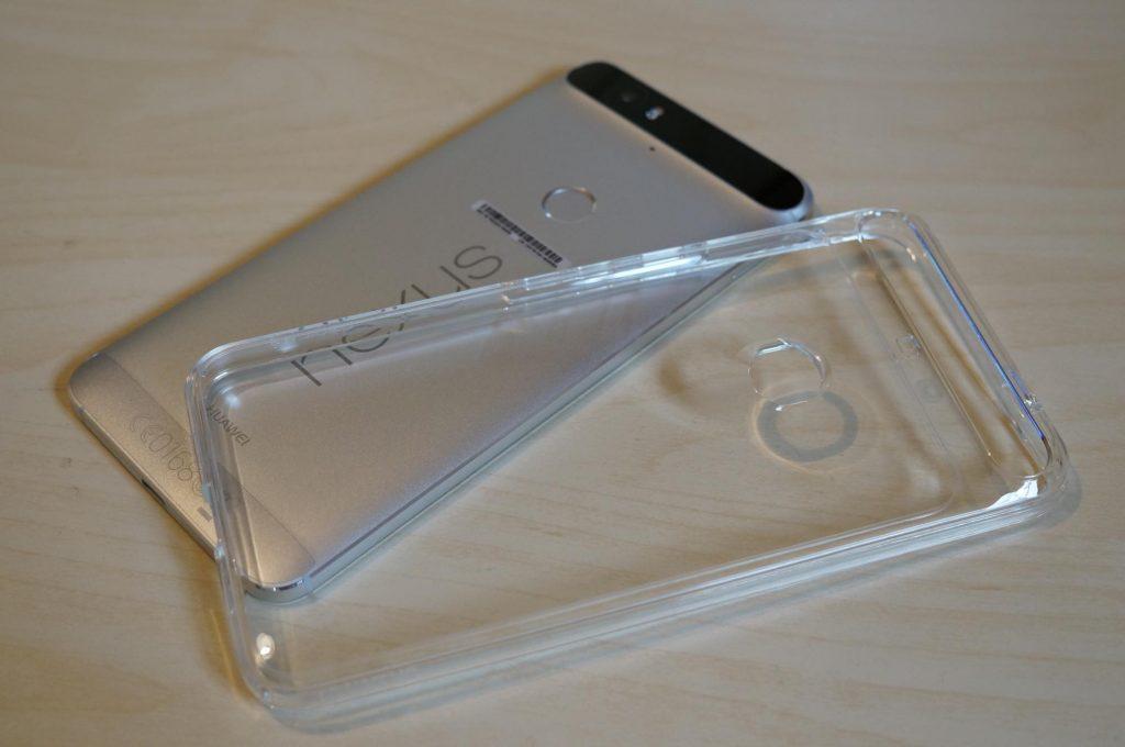 【Nexus 6P】Spigenウルトラハイブリットケースレビュー。透明度抜群でデザインを損なわない