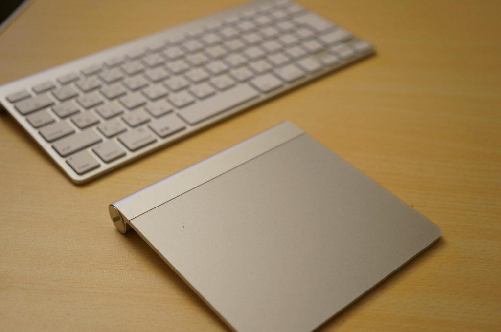 感圧タッチは無いが安い!Magic Trackpad レビュー。購入理由など