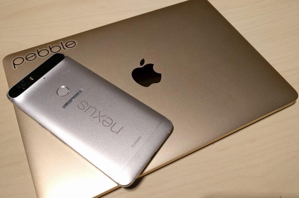 Nexus 5X/6P の充電器で12インチ MacBookは充電できる?注意点など