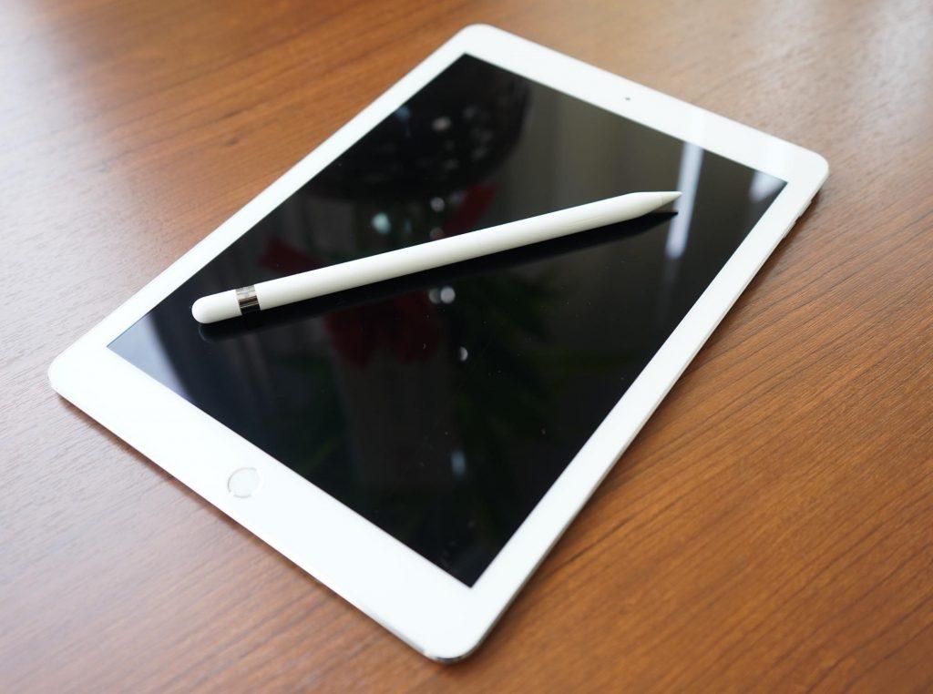 9.7インチ iPad Pro 届きました。True Toneディスプレイや Apple Pencil など簡単にレビュー