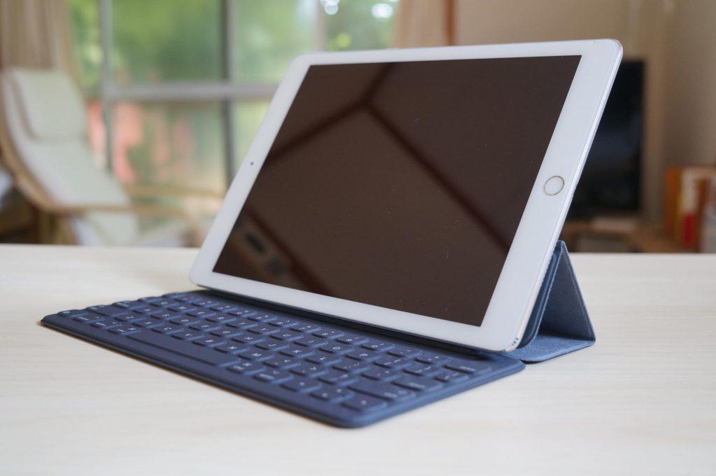 9.7インチ iPad Pro用 Smart Keyboard レビュー。1週間使った良いところ悪いところ