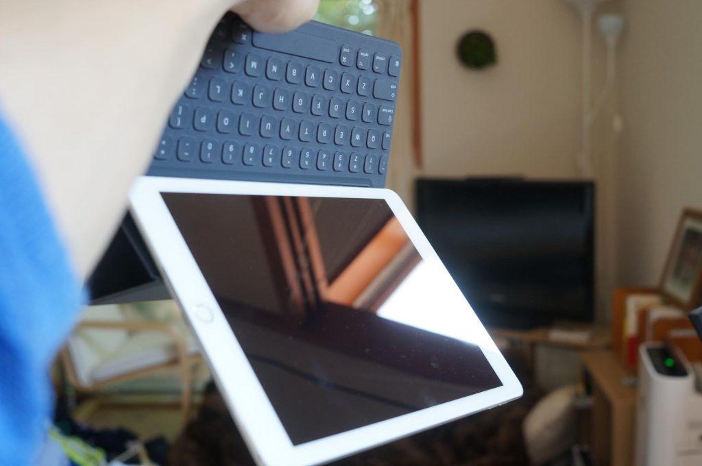 【iPad Pro】毎日PCを持ち歩く僕に Smart Keyboard は必要なかった。どんな人にオススメなのか?