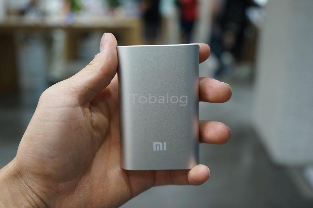 小米「Mi Power Bank」レビュー。刻印もできる名刺サイズの10000mAhモバイルバッテリー