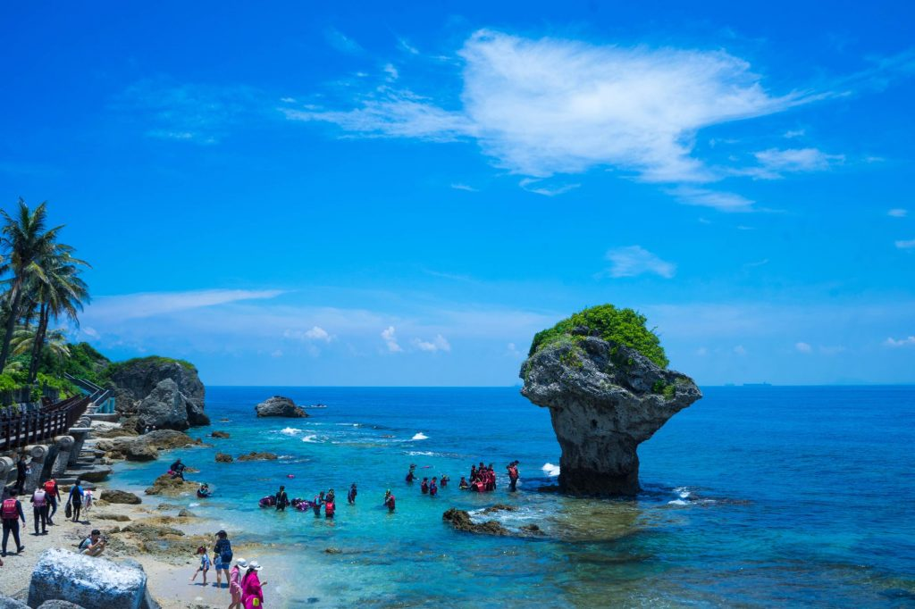 台湾のリゾート「小琉球」に行ってきた①:台北からの行き方や連絡船の料金、宿などを紹介!