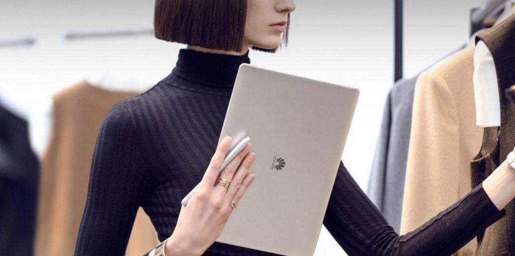 Huawei MateBook レビュー。Core M 搭載で軽くて薄い!でもキーボードが重い