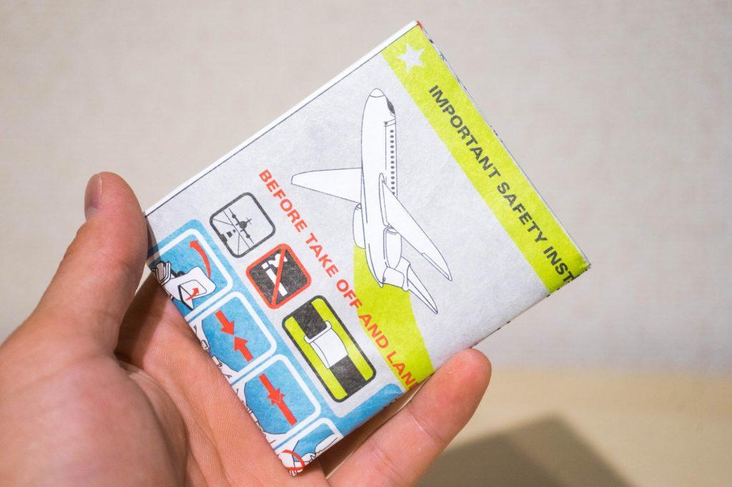 海外旅行用にオススメの財布『Mighty Wallet』購入!紙のような質感ながら水に強くて丈夫