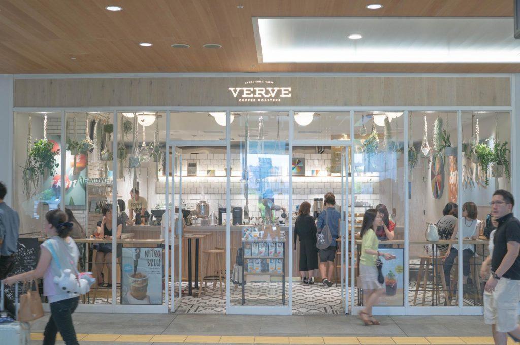 窒素ガス入りコーヒー「ニトロブリュー」ってどんな味?新宿のカフェ「VERVE」で飲んできた感想