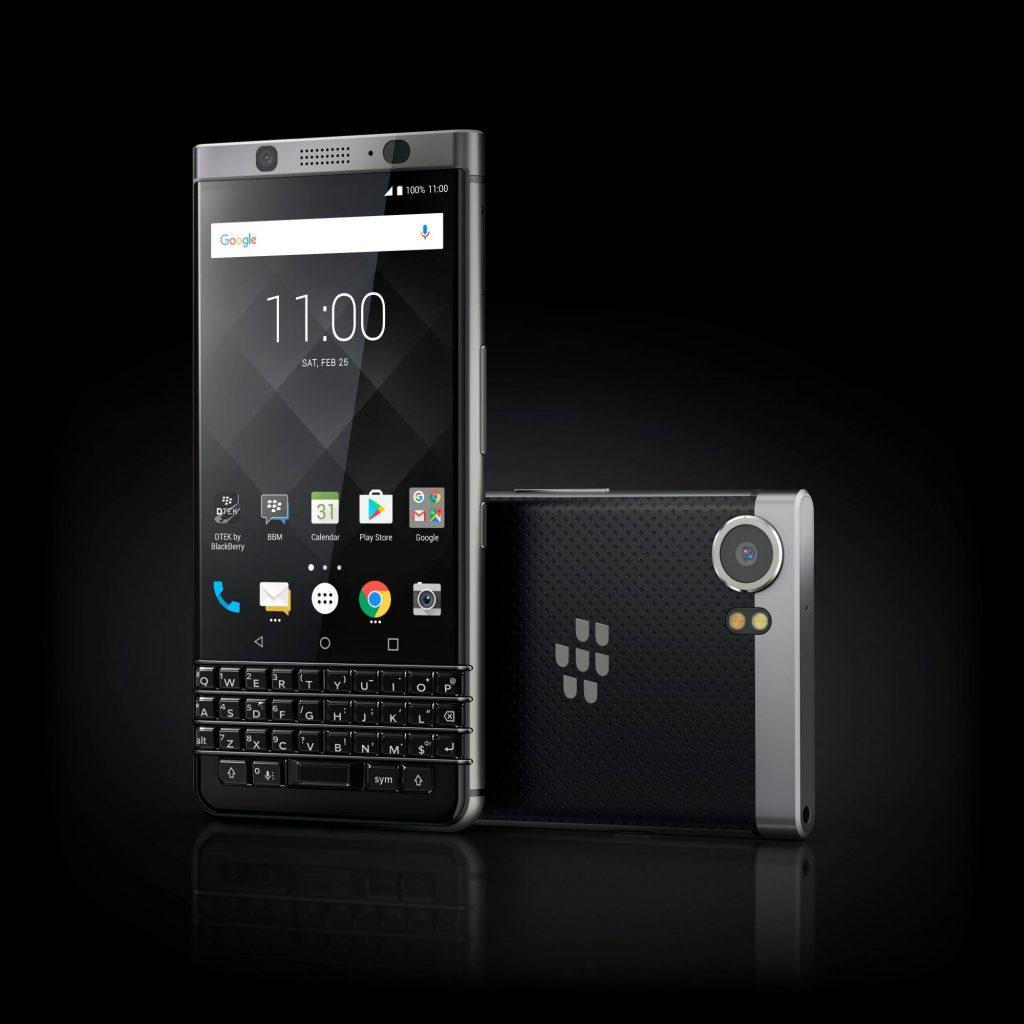 国内版 BlackBerry KEYone を購入!グローバルモデル、北米モデルとの違いは技適と周波数帯