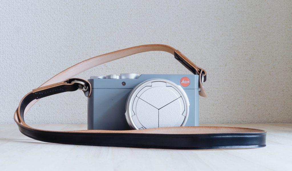革とカメラが好き。『ARTISAN&ARTIST(アルティザン&アーティスト)のコードバン カメラストラップ』レビュー