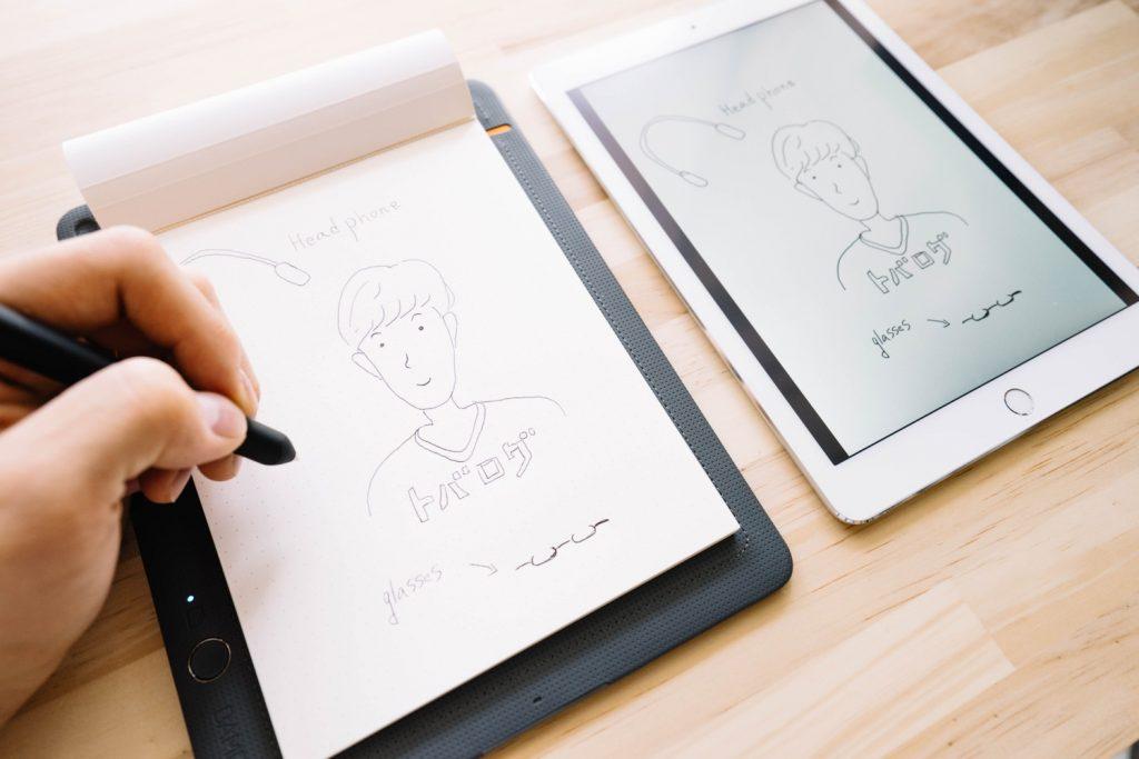 紙に書いて iPad で編集。ワコムの『Bamboo Slate』に感じる「紙」と「デジタル」の新たな関係[PR]