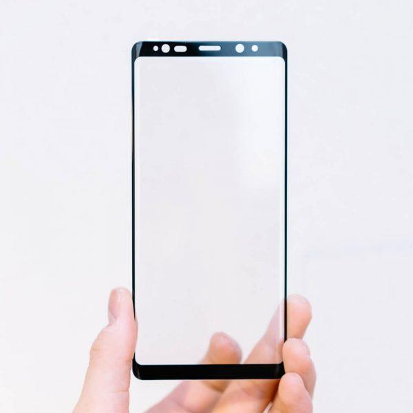 Galaxy Note8 のガラスフィルムだけ