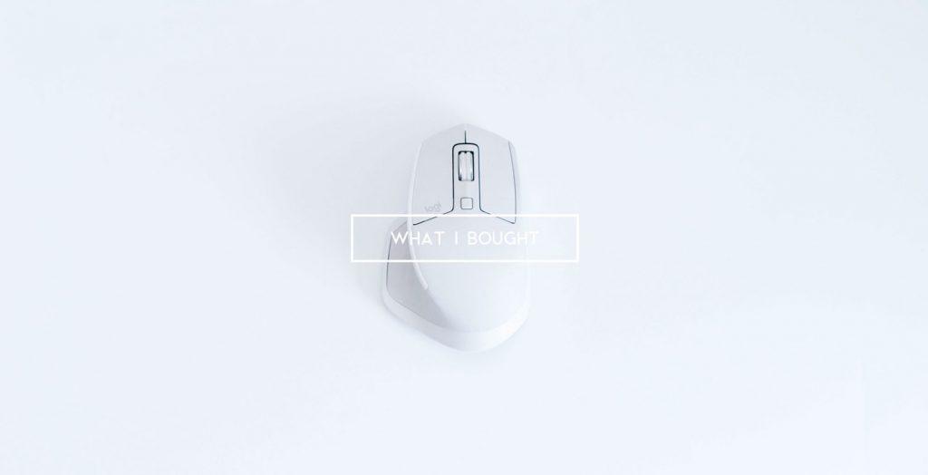 僕が10月買ったモノ。物撮りのためのストロボやOS間を移動してコピペできるマウス