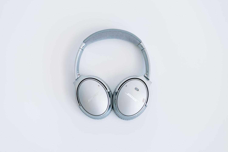 Bose のノイズキャンセリングヘッドホン『QuietComfort 35 wireless headphones II』