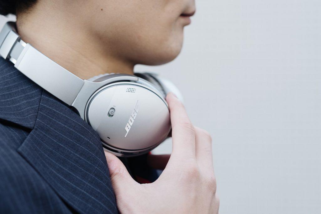 Bose のノイズキャンセリングヘッドホン『QuietComfort 35 wireless headphones II』レビュー