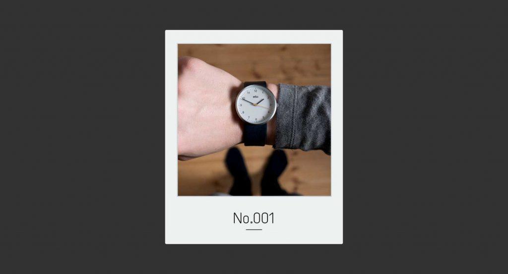 シンプルデザインに一目惚れしたアナログ腕時計『BRAUN Watch』|トバログのモノ語りNo.001