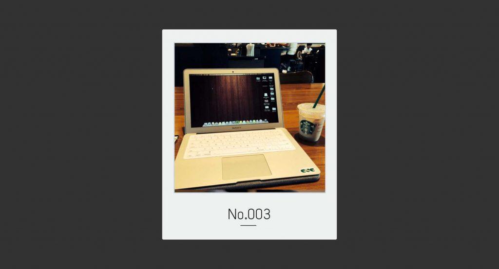 ミーハーな僕のMacBook Air|トバログのモノ語りNo.003