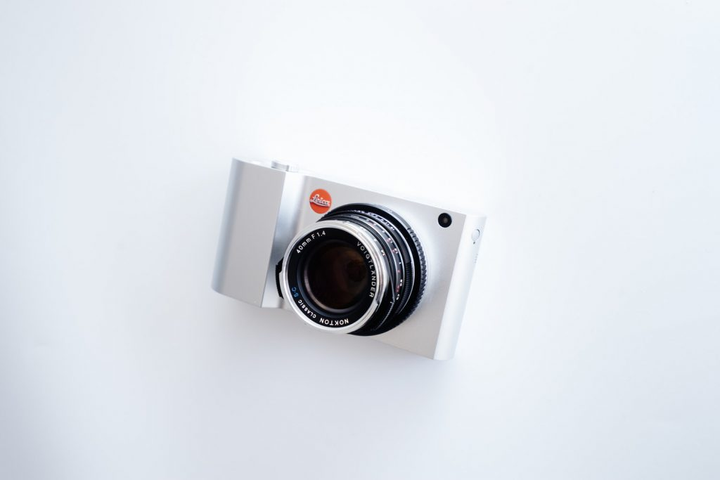 どこか寂しく、艶やか。ライカと合わせる『フォクトレンダー NOKTON classic 40mm F1.4』レビュー