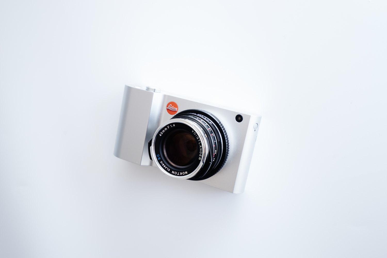 VoightLander 単焦点レンズ NOKTON classic 40mm F1.4 131521 S.C.単層コート