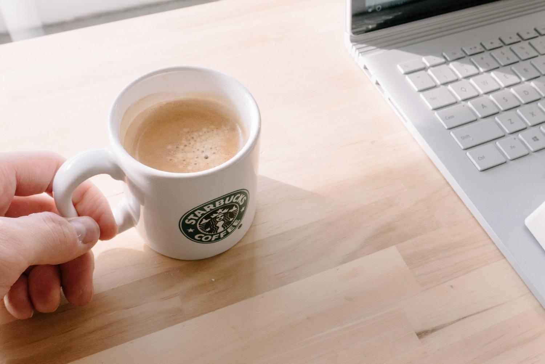 作業環境とカフェ