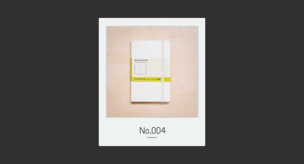 カバンの中にはいつもモレスキンのノートブック|トバログのモノ語りNo.004