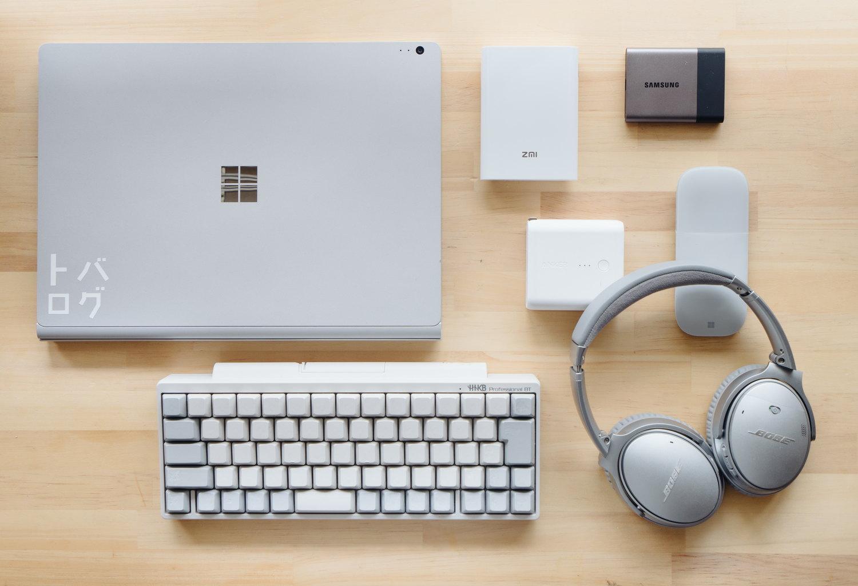 Surface Bookとアクセサリ2