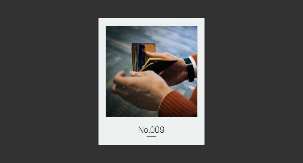 薄さと佇まいに一目惚れしたガンゾのマネークリップ トバログのモノ語りNo.009