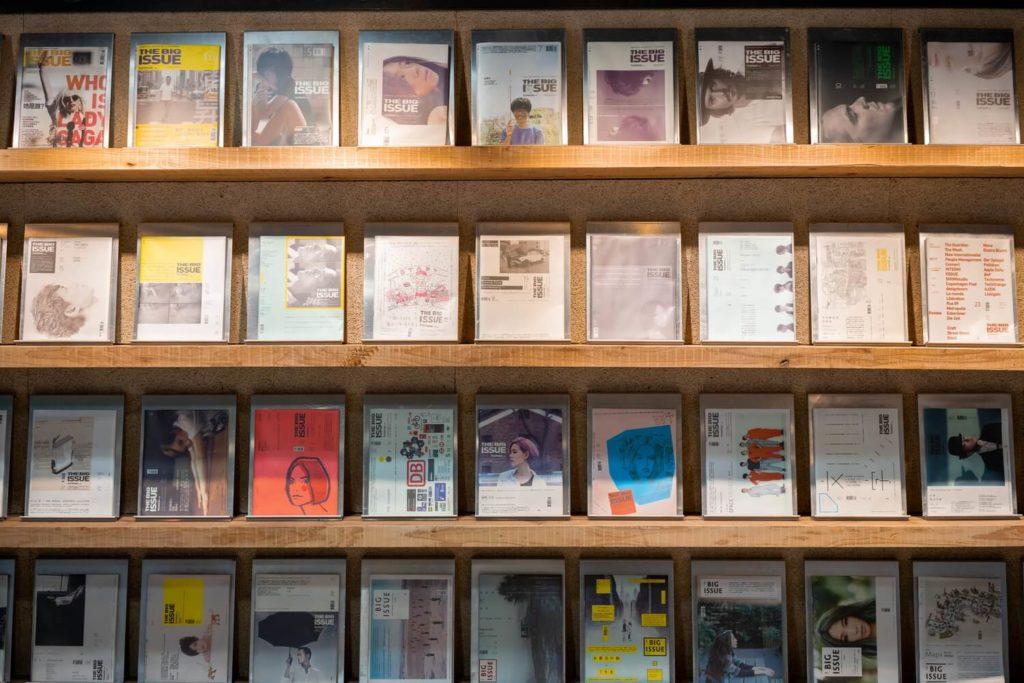 しとしと雨の台北。会員制の雑誌図書館『Boven』で悠々自適に読書を楽しむ
