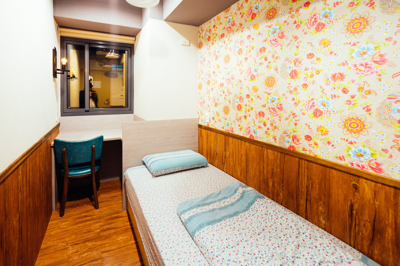 Formosa 101(フォルモサ101)のシングルルームの室内