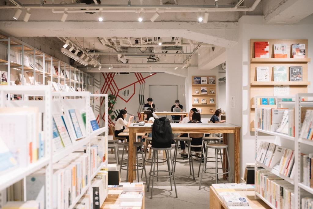 珈琲片手にちょっと作業。居心地の良い渋谷の書店『BOOK LAB TOKYO』が充電&Wi-Fi完備で嬉しい