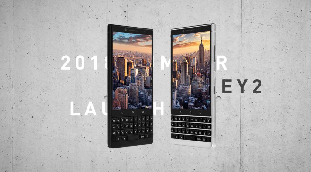 BlackBerry KEYone は売ったけど KEY2 は欲しい