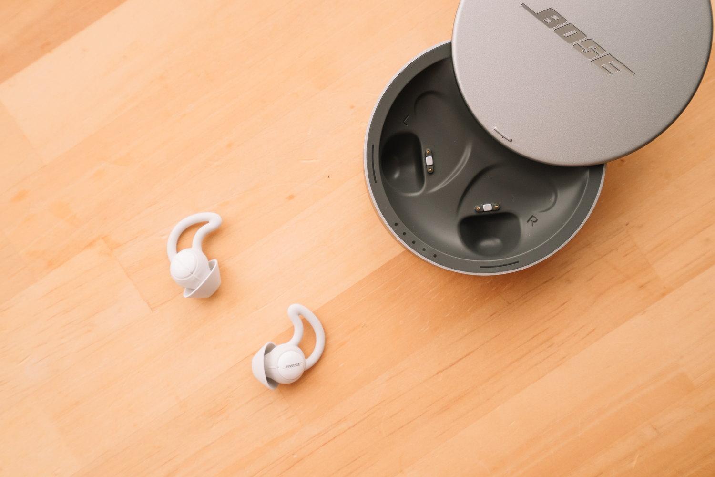 Bose(ボーズ)の高級耳栓『BOSE NOISE-MASKING SLEEPBUDS』