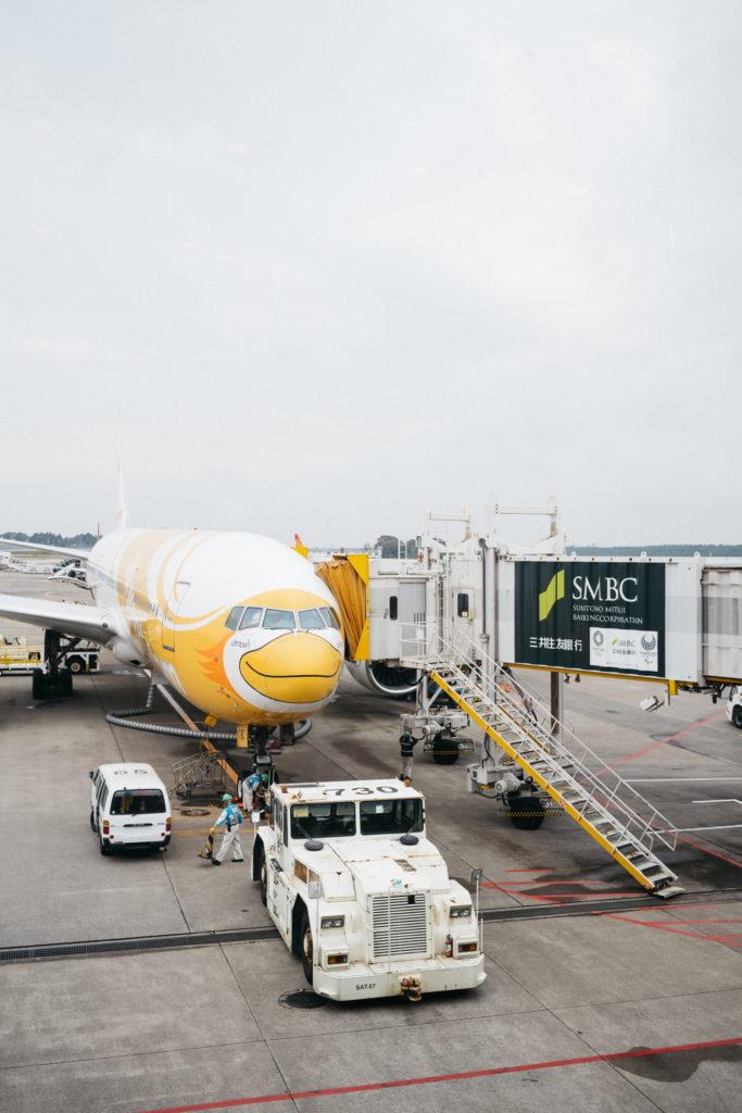 快適な旅は機内から。安くても快適なノックスクートに乗ってバンコクへ|旅、タイ。