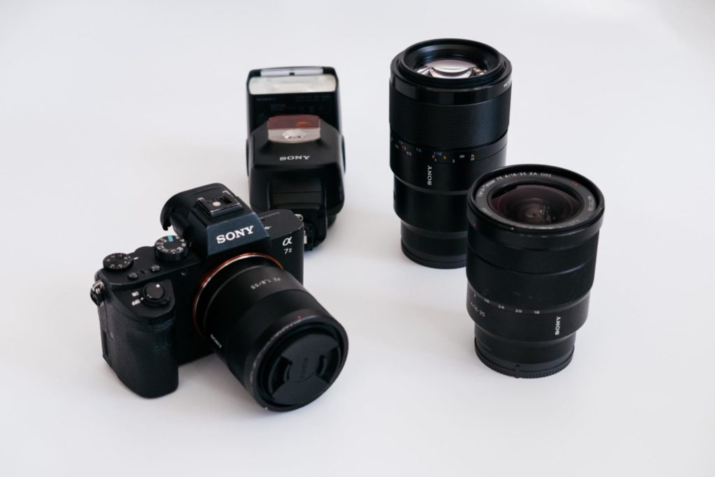 より軽く身軽に。ブログ用のカメラをフルサイズ『α7Ⅱ』からAPS-C『α6600』に買い替えたい