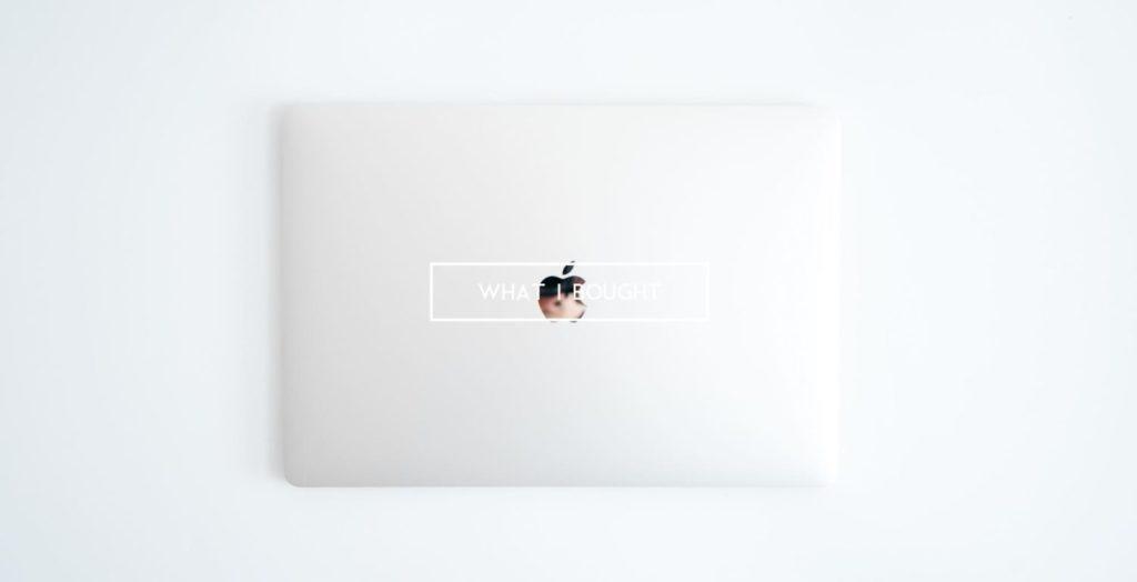 【2018年】僕が12月に買ったモノ:15インチのMacBook Proとか