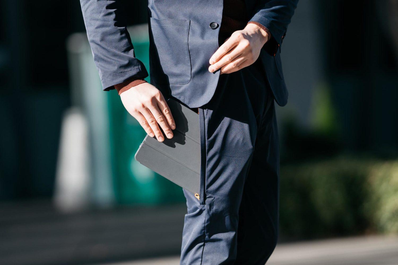 スーツ ワーク ウェア
