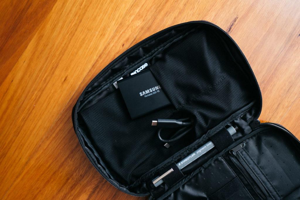 胸ポケットに入る2TBの大容量。ポータブルSSD『Samsung 外付けSSD T5』レビュー