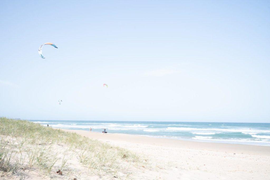 青い海と空。オーストラリアの湘南『サンシャインコースト』での半移住生活