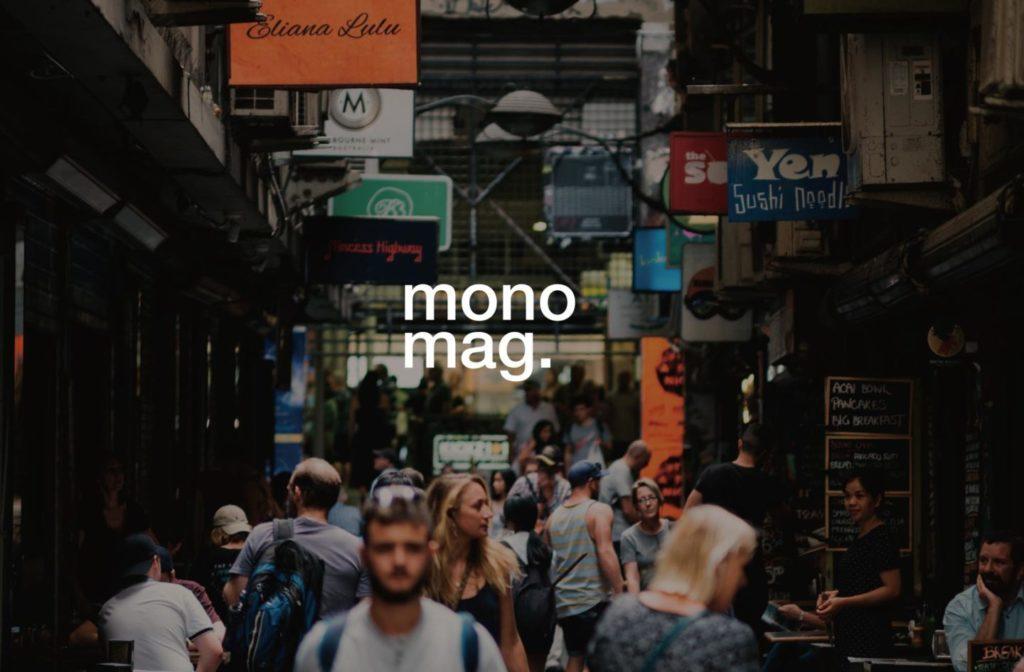 「人とモノの交差点」を描くメディア『monomag.tokyo』を立ち上げました