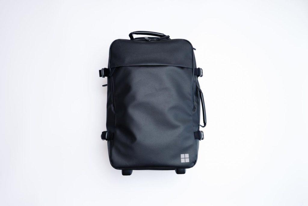 旅にも日常にも。機内持ち込み可能な背負えるスーツケース『バックパックキャリー』レビュー