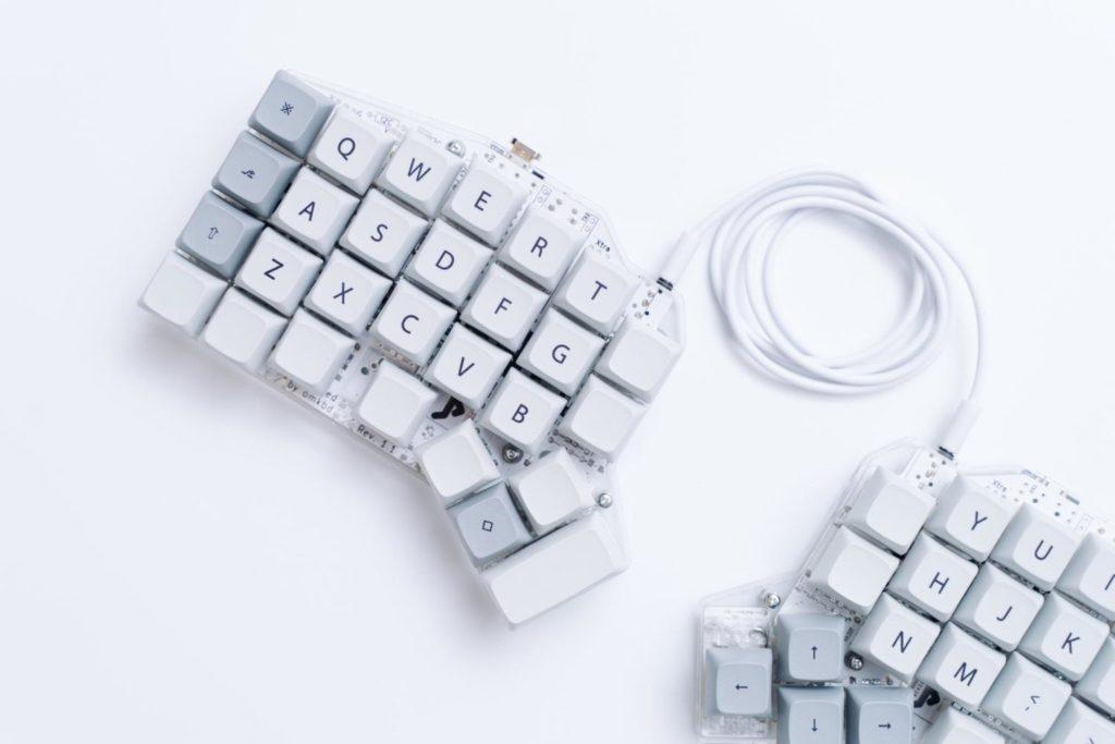 配置もデザインも全部自由。僕の考えた最強の「キーボード」を作りたい|僕だけの自作キーボード