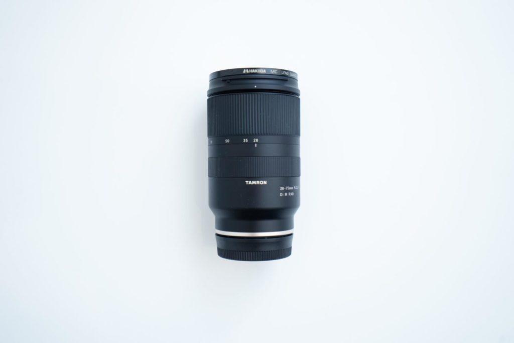 広角から望遠、マクロ域までカバー。タムロンのソニーFEマウントレンズ『28-75mm F/2.8 Di III RXD』を買った感想