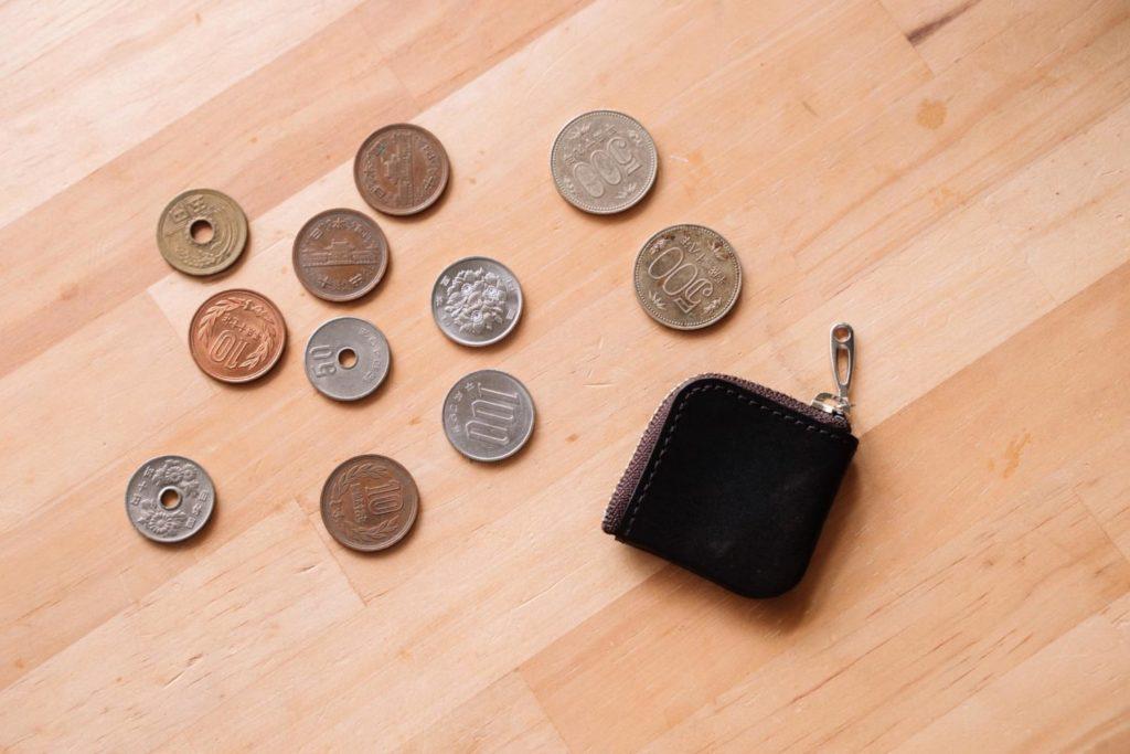 ミニマルな小銭入れ『CHIP(チップ)』レビュー。小さな財布『PRESSo(プレッソ)』のパートナーとしての感想
