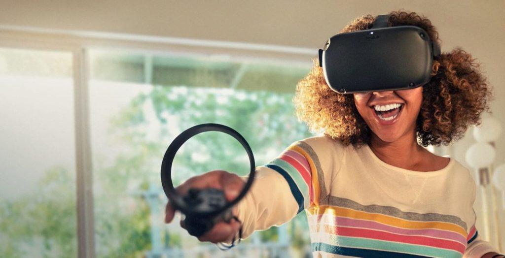 VR空間を楽しみたい!『Oculus Quest』を注文しました