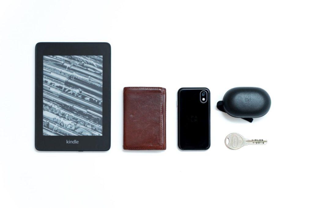 移動時間くらいはTwitter辞めたい。Palm Phoneだけを持ち歩いてプチデジタルデトックス