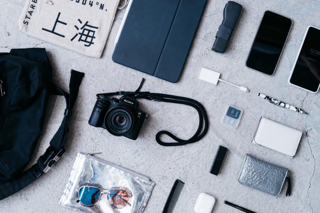 『市川渚さんのカバンの中身』を monomag. で公開しました