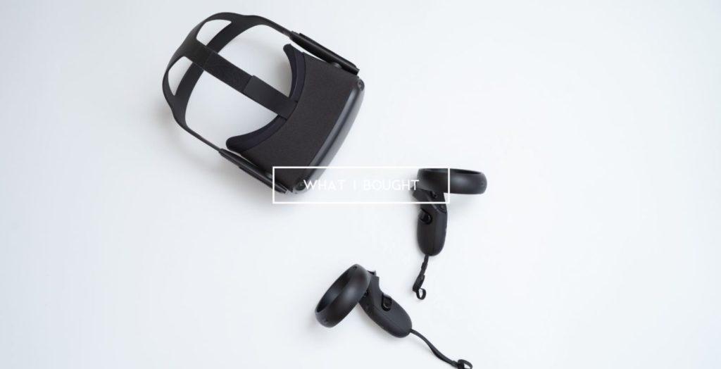 【2019年】僕が5月に買ったモノ:Oculus Quest や防水スニーカーなど5点